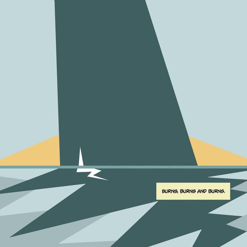 Hopper, webcomic. 2