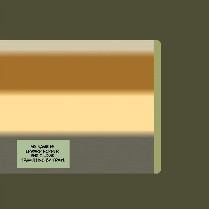 Hopper, webcomic. 5