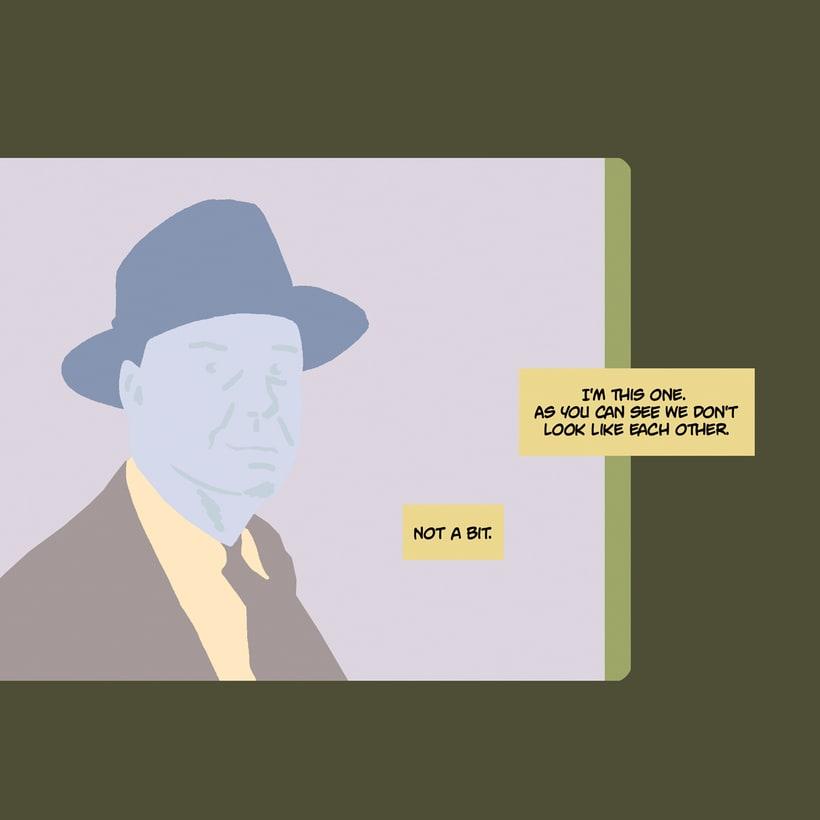 Hopper, webcomic. 8