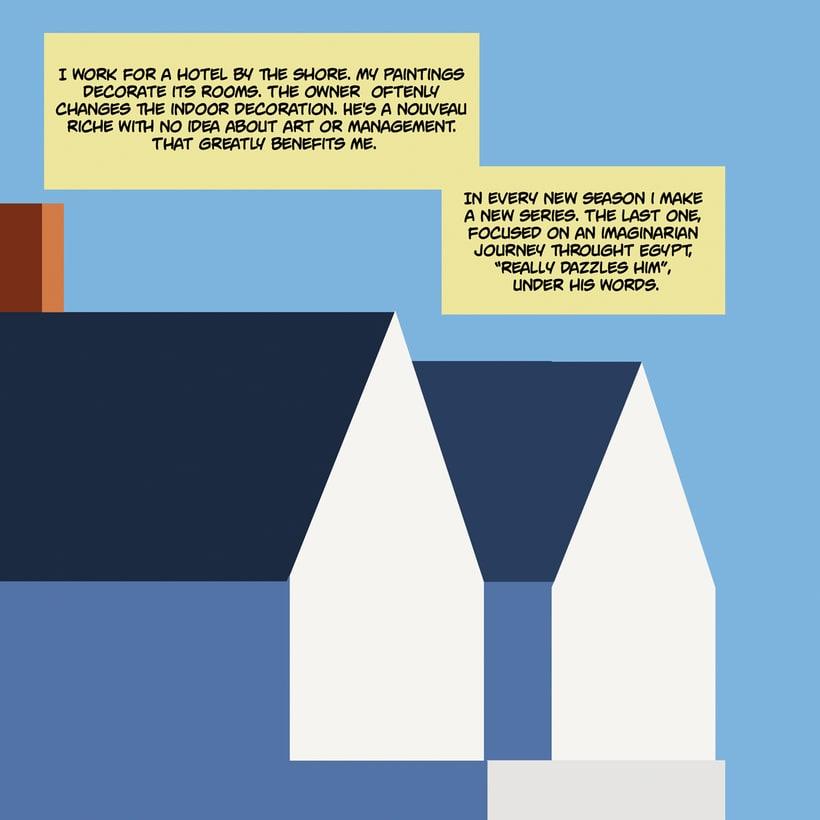 Hopper, webcomic. 10