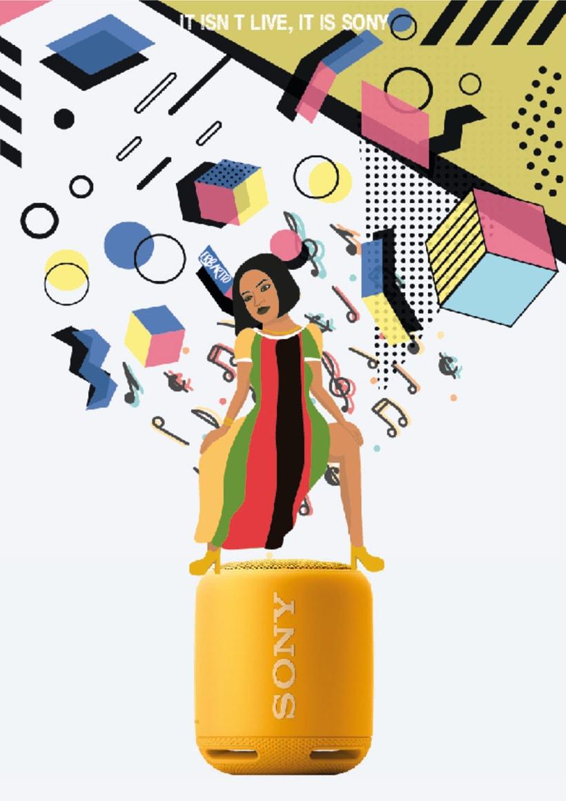 Mi Proyecto del curso: Ilustración exprés con Illustrator y Photoshop 4