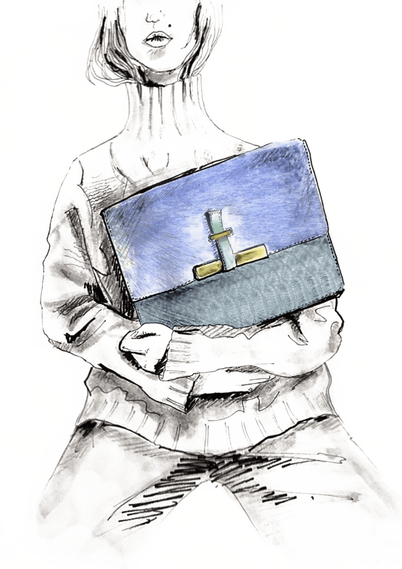 FOOTWEAR & ACCESSORIES ILLUSTRATION - Watercolor 0