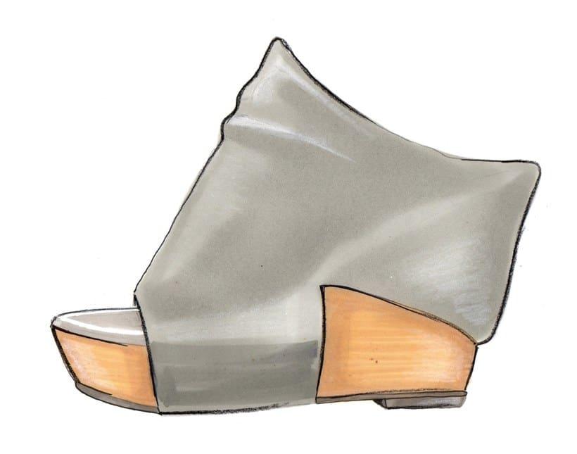 Diseño e ilustración de calzado - Footwear Illustration & design 1