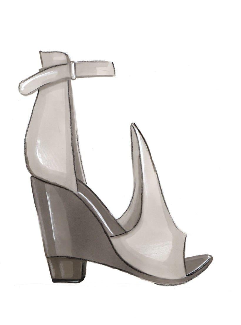 Diseño e ilustración de calzado - Footwear Illustration & design 2