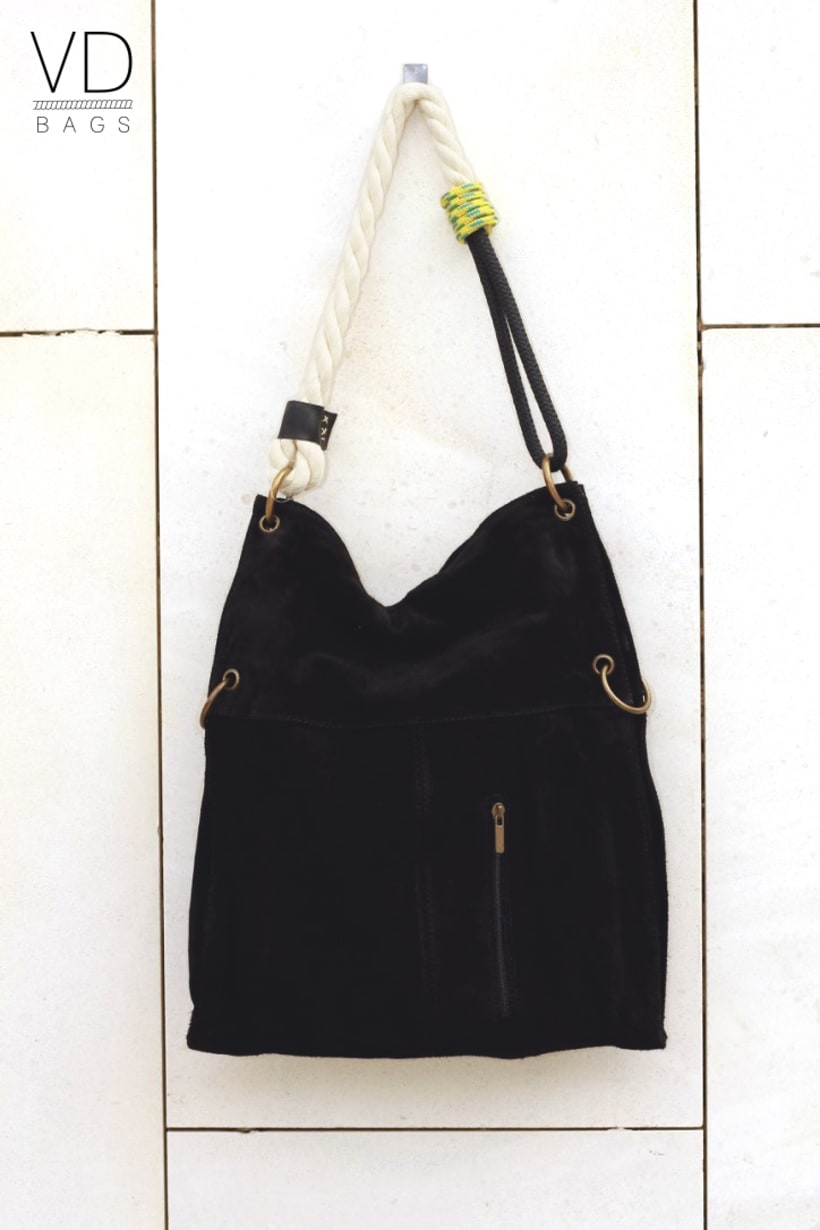 VD BAGS - Cofunder & diseñadora de bolsos 2