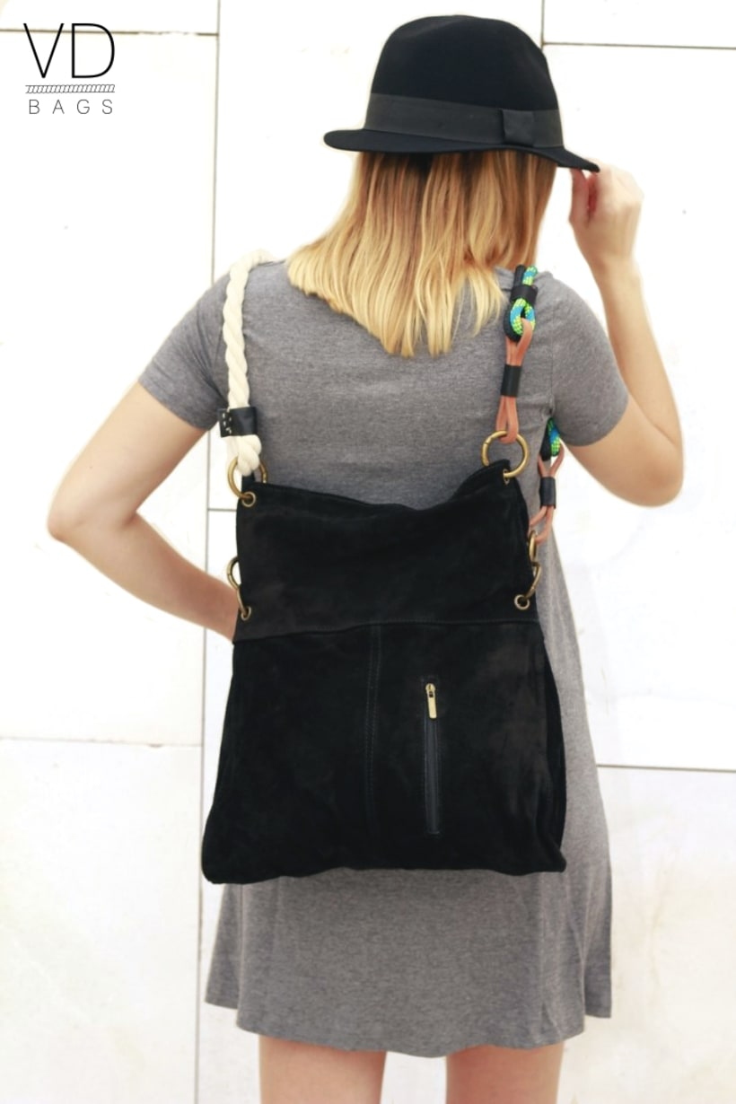 VD BAGS - Cofunder & diseñadora de bolsos 3