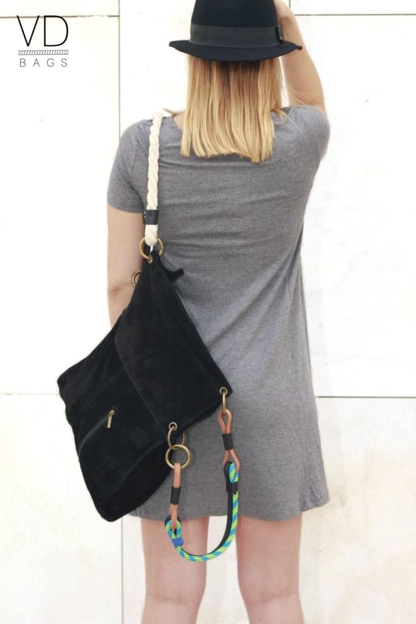 VD BAGS - Cofunder & diseñadora de bolsos 4