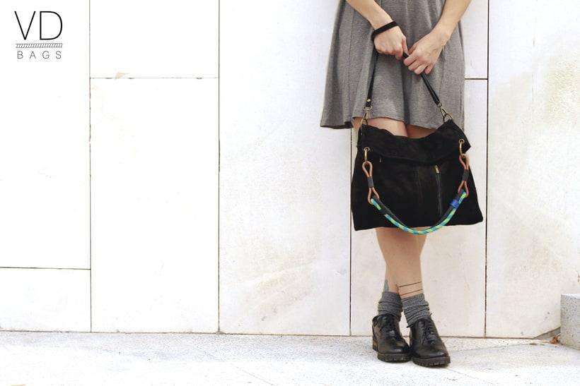 VD BAGS - Cofunder & diseñadora de bolsos 5