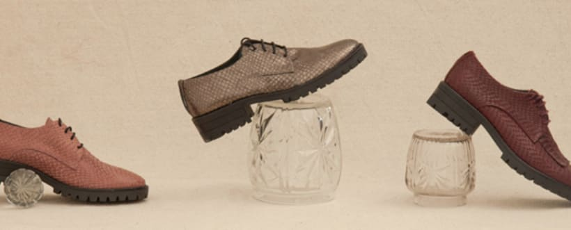 The Seeker shoes - Diseño de calzado 0
