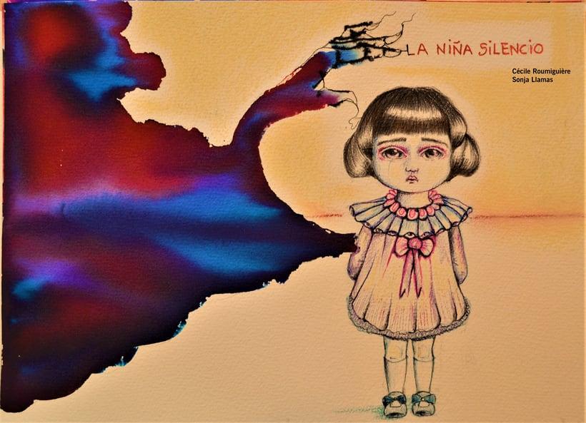 LA NIÑA SILENCIO (Cecile Roumiguiere),proyecto BBAA. -1