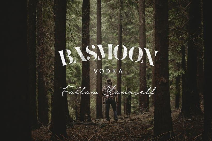 BASMOON Vodka 1