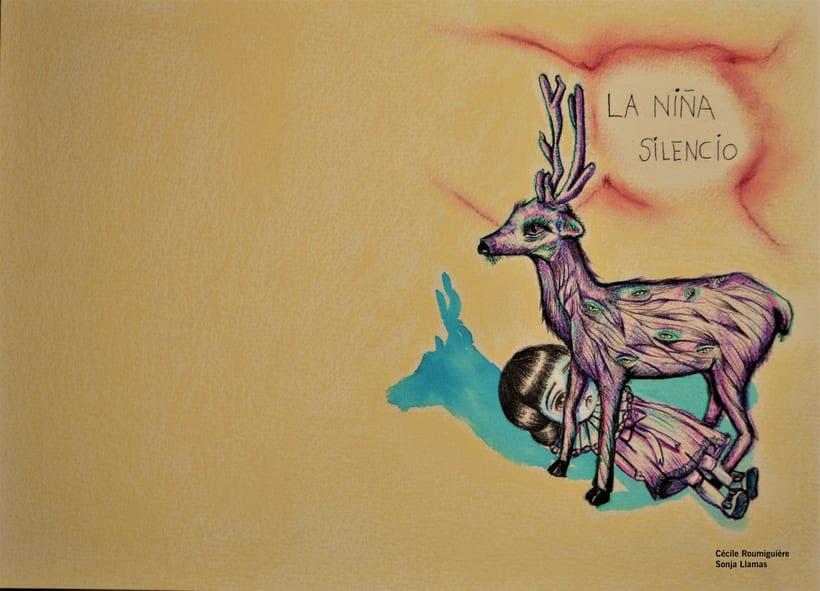 LA NIÑA SILENCIO (Cecile Roumiguiere),proyecto BBAA. 1