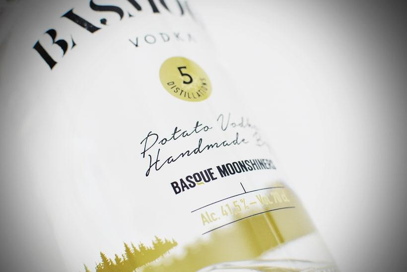 BASMOON Vodka 5