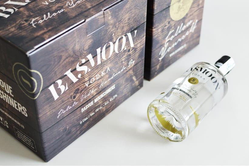 BASMOON Vodka 6