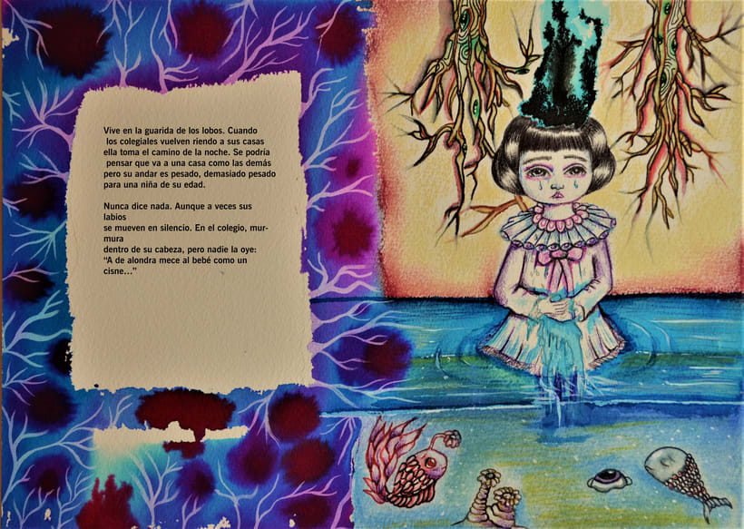 LA NIÑA SILENCIO (Cecile Roumiguiere),proyecto BBAA. 2