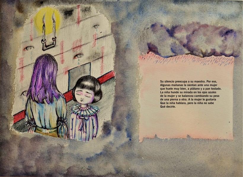 LA NIÑA SILENCIO (Cecile Roumiguiere),proyecto BBAA. 3