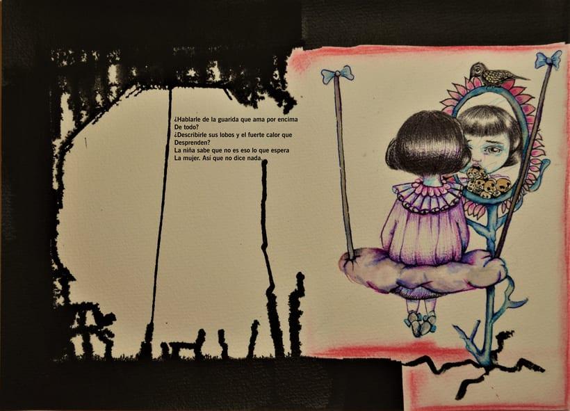 LA NIÑA SILENCIO (Cecile Roumiguiere),proyecto BBAA. 4
