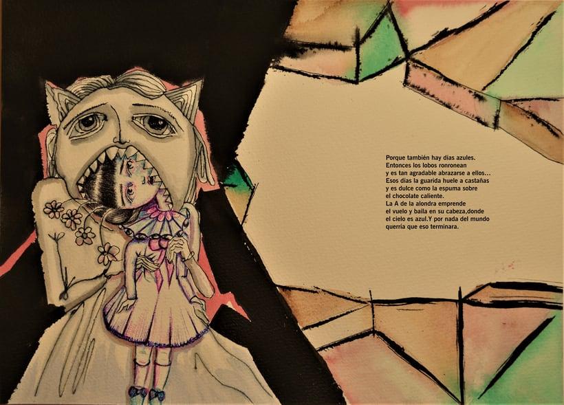 LA NIÑA SILENCIO (Cecile Roumiguiere),proyecto BBAA. 6