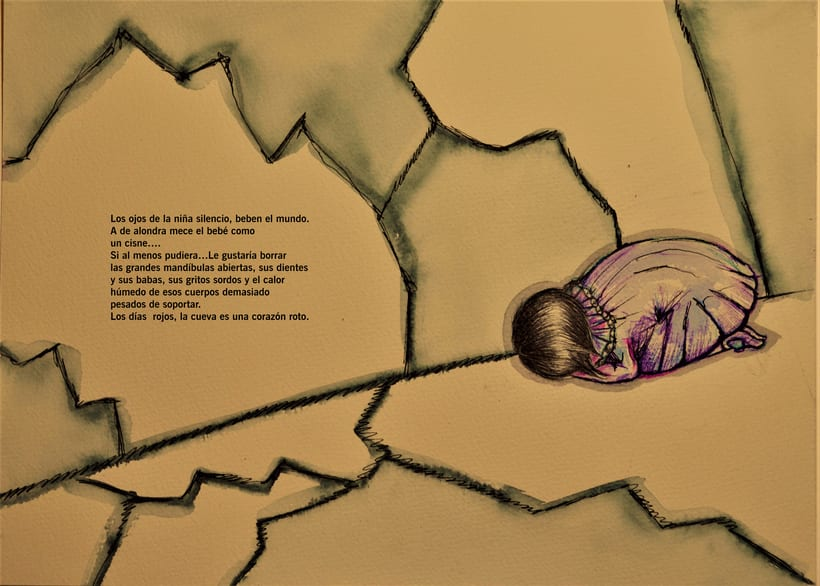 LA NIÑA SILENCIO (Cecile Roumiguiere),proyecto BBAA. 7
