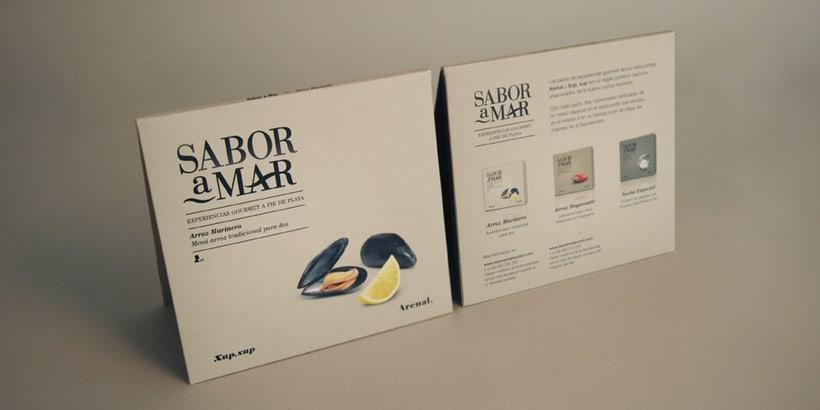 SABOR A MAR 3