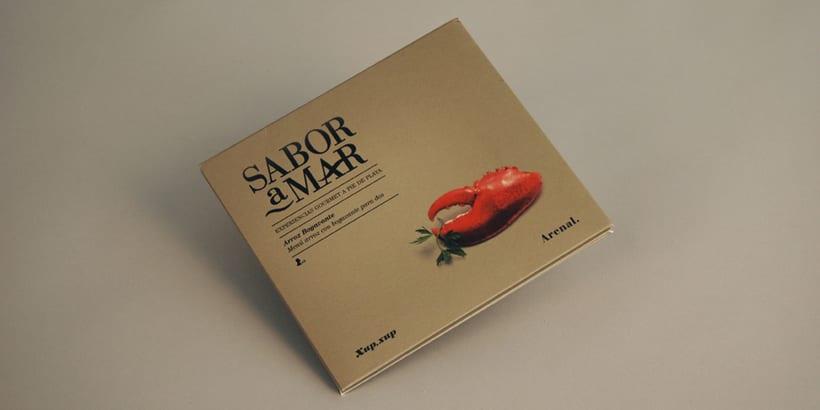 SABOR A MAR 7