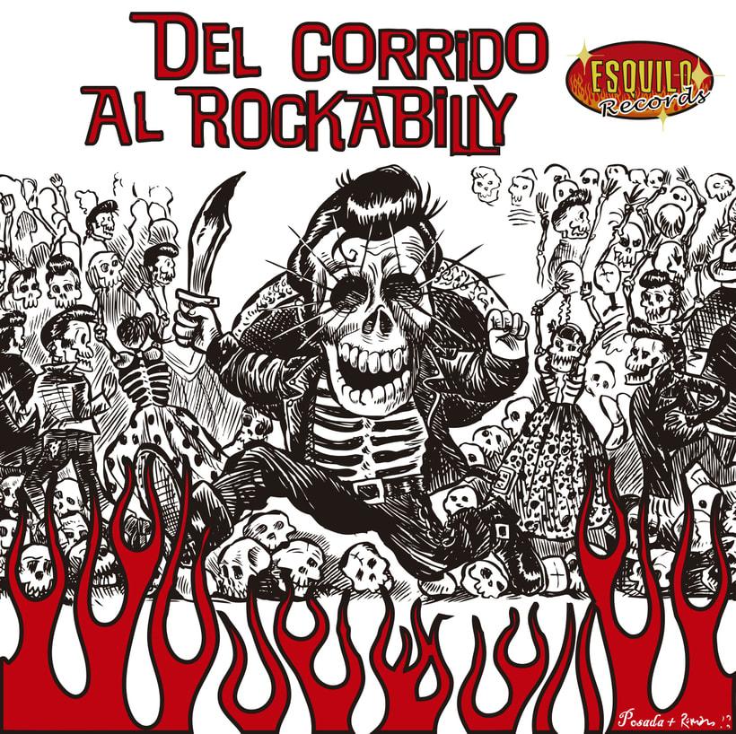 CD // VV.AA. - Del Corrido Al Rockabilly. -1