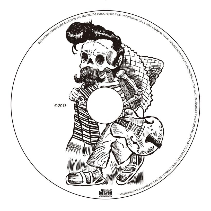 CD // VV.AA. - Del Corrido Al Rockabilly. 3