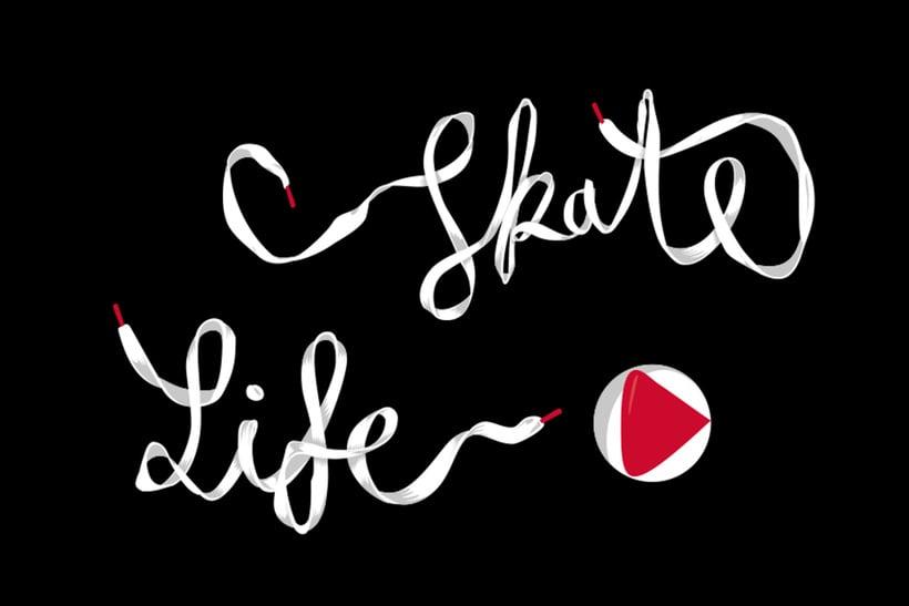 Skate Life tabla 0