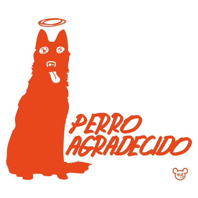 Imagotipo // Perro Agradecido Cumbia 0