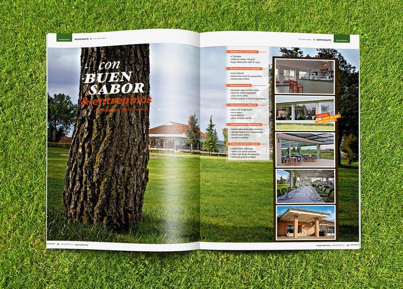 Revista Golf Entrepinos 2