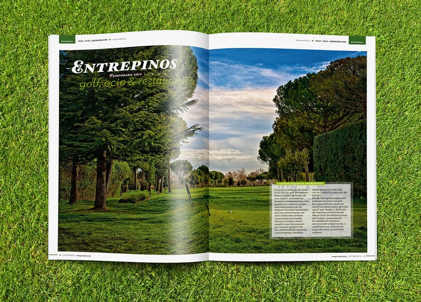 Revista Golf Entrepinos 1