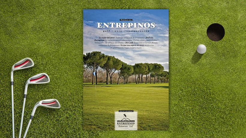 Revista Golf Entrepinos 0