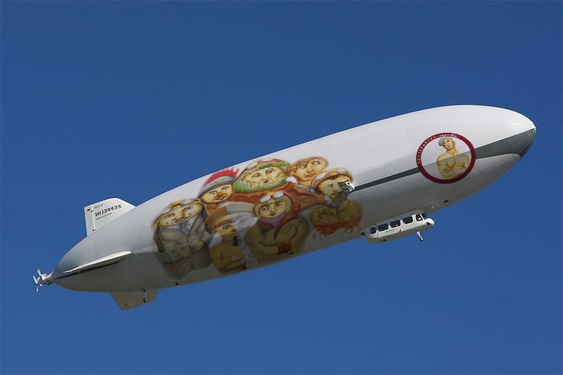 Ilustraciones para Zepelines 2