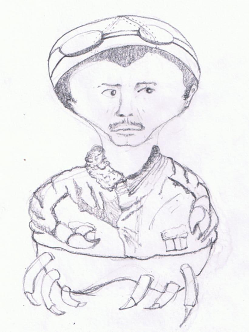 Ilustraciones para Zepelines 5