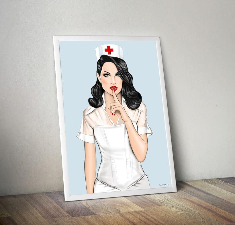 Enfermera -1
