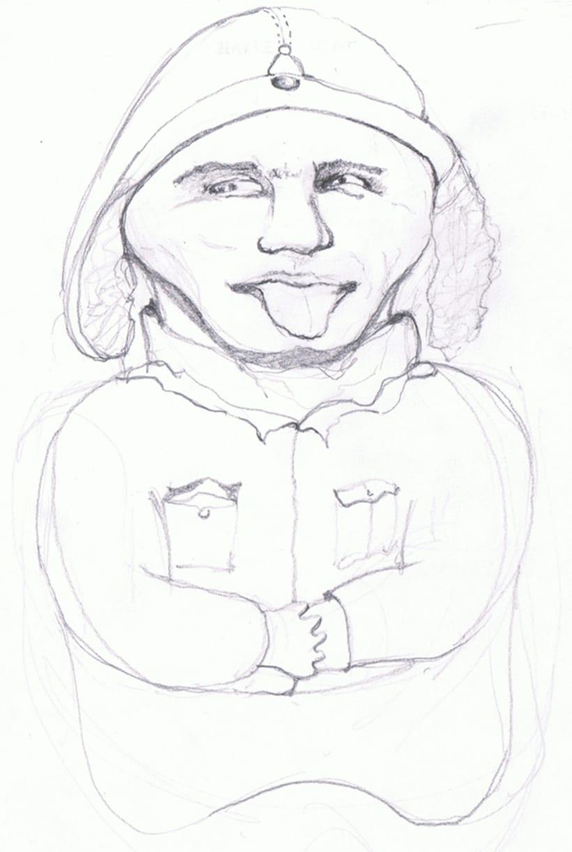 Ilustraciones para Zepelines 16