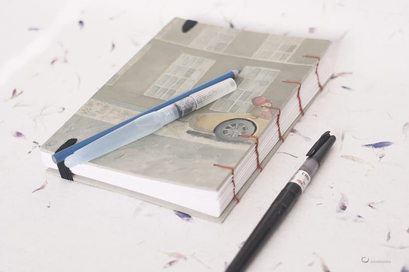 Cuadernos Ilustrados Personalizados. 0