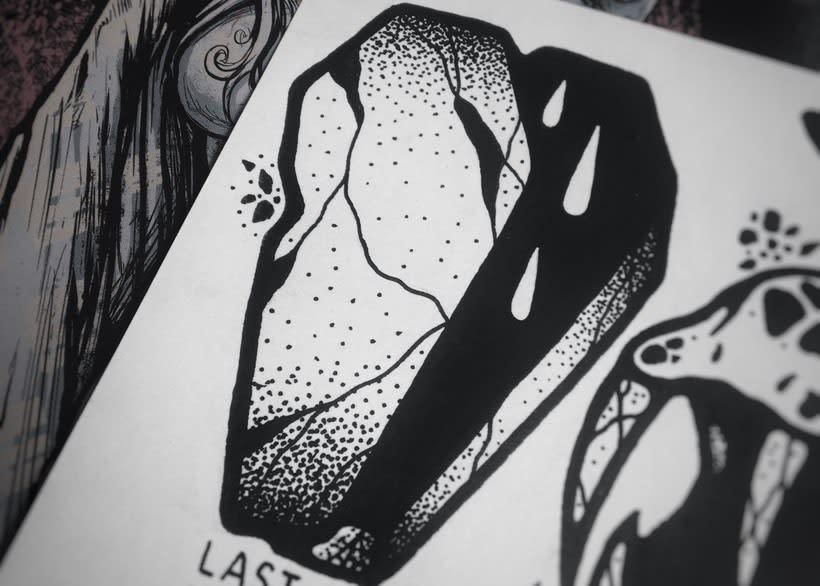 TATTOO FLASHES · Vol.2 3