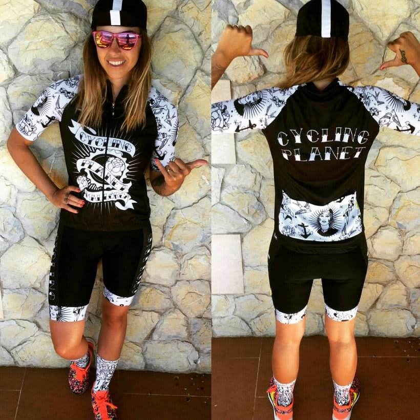 MAILLOT CYCLING PLANET 2016 3