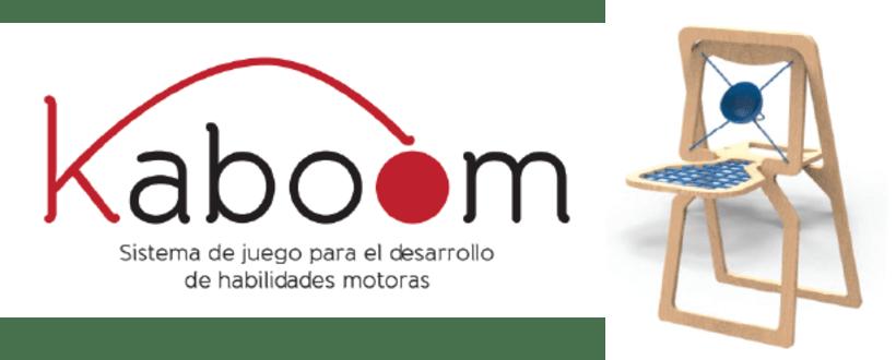 Kaboom: Juego diseñado para la rehabilitación de niños con problemas motores -1