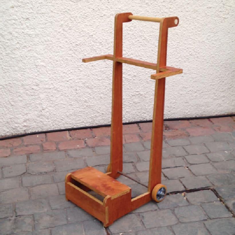 Kaboom: Juego diseñado para la rehabilitación de niños con problemas motores 3