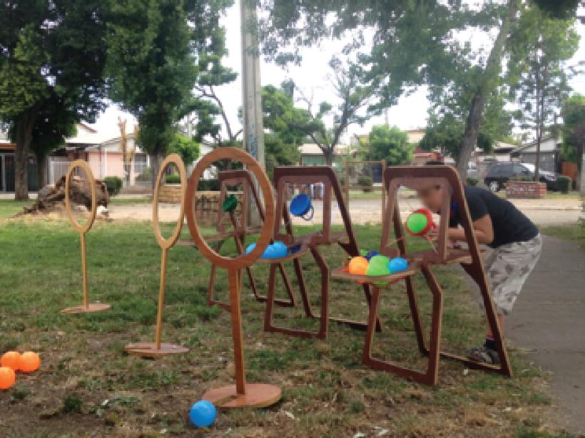 Kaboom: Juego diseñado para la rehabilitación de niños con problemas motores 6
