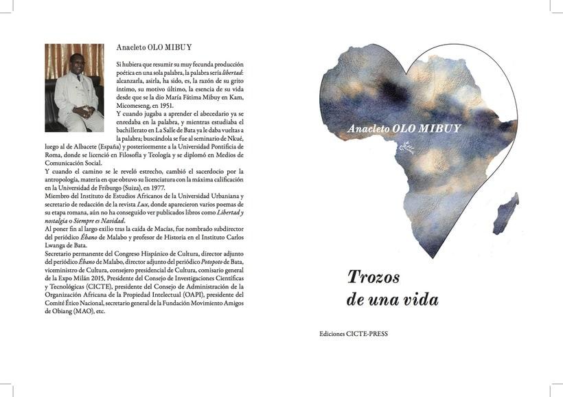 Ilustración para Portada. Maquetación Editorial. 1