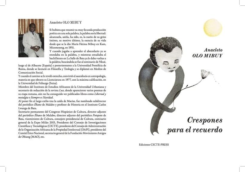 Ilustración para Portada. Maquetación Editorial. 2