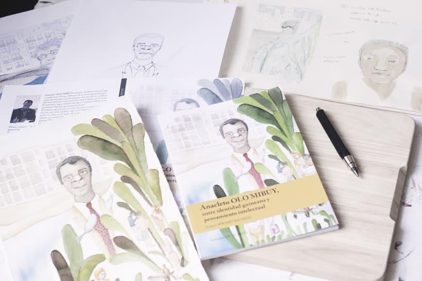 Ilustración para Portada. Diseño Editorial. 0