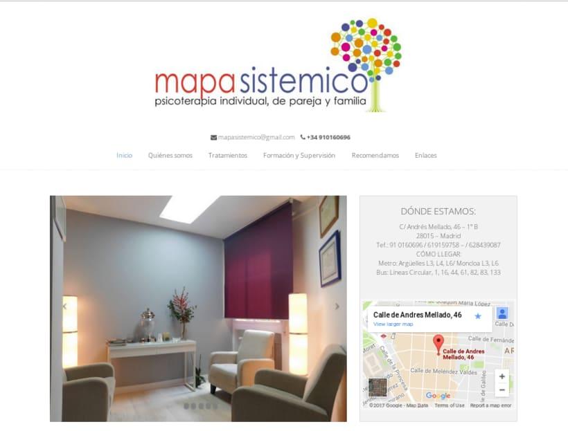 Mantenimiento web mapasistemico.es -1