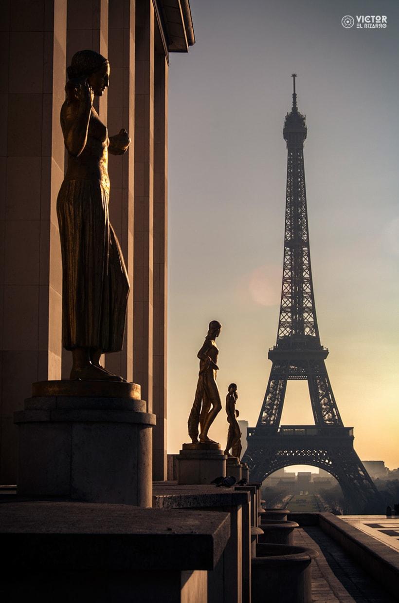 Fotografías de París (Francia) 1