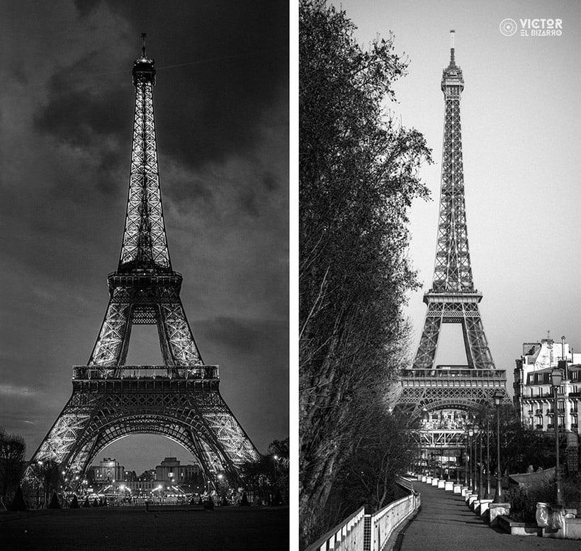 Fotografías de París (Francia) 2