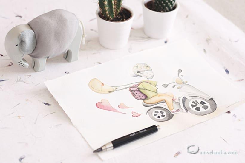 Ilustraciones Personalizadas 1