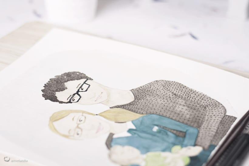 Ilustraciones Personalizadas 3